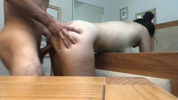 Bent over and fucked hard - amateurvideos69