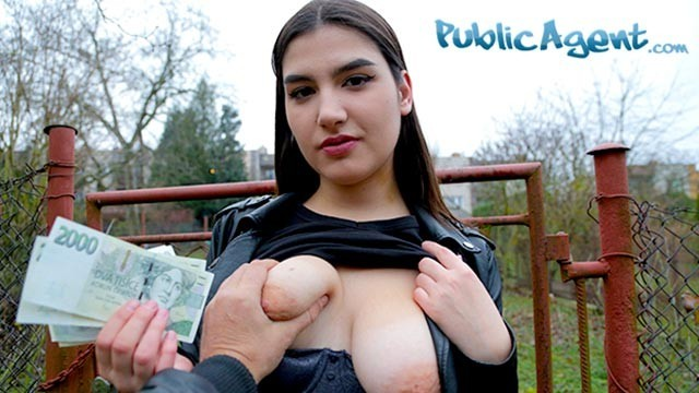 Czech girls fuck for cash Public agent stood up hottie gets fucked anyway