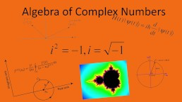 Imaginary Numbers Pt.2 - The Algebra of Complex numbers