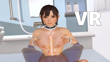 VR Kanojo sexy lessons VR uncensored 4K