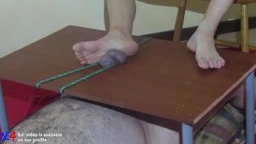 a little cbt using flip flops and feet (promo)