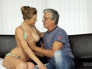 Hustlaz diary of a pimp girl spanks man 1 spanking otk femdom blonde fetish