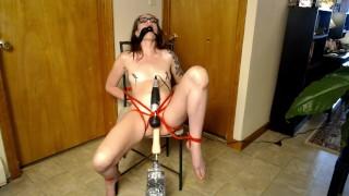 Tied Up Vibrator Orgasm Porn Videos Pornhub Com