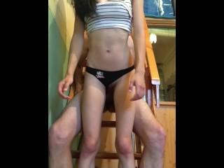 Kik Dropbox Tight Panties Fuck My Girlfriend, Amateur Fetish Pov
