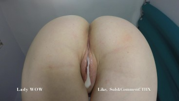 TRYING TO GET ME PREGNANT AGAIN! AMATEURS CREAMPIE- LADY WOW