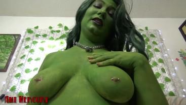 She-Hulk Transformation and Fuck
