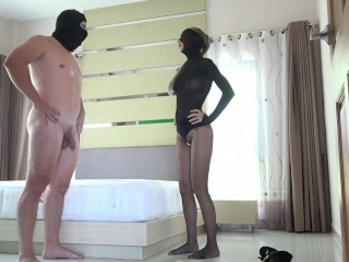 386 Pantyhose Queen vs. Nemesis - Sexfight for the Championship