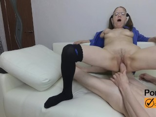 Step Sis Do Porn When Step Bro Shoots Her on Cam