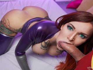 VRCosplayXcom XXX REDHEADS Compilation In POV Virtual Reality Part Alexxa Vice, Anna Polina, Lindsey Cruz, Ryan Keely