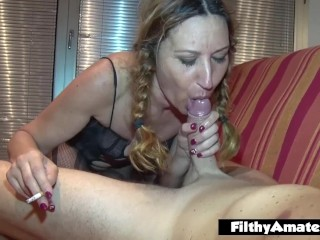 Free creampie sex clips curvy redhead and hot blonde fuck a pierced cock 3some big boobs butt