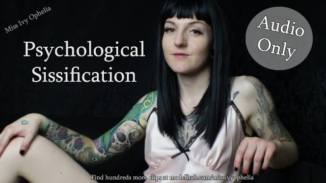 Psychology homosexual Audio only - psychological sissification - coerced fem joi erotic audio