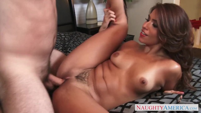 Naughty America - Isabella de Santos fucks her friend's husband