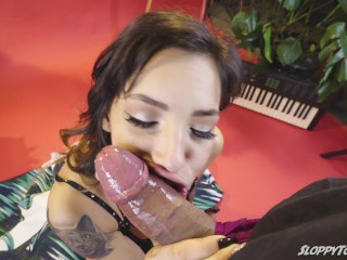 Hard Fuck Group Sex Kitty Carrera Sloppy Toppy, Big Dick Blowjob Cumshot Pov Small Tits Tattooed