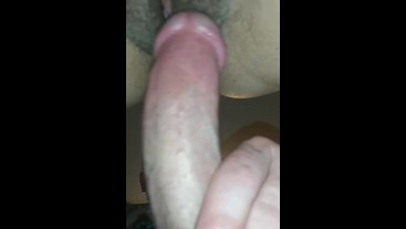 Squirting pussy toyed with vibrator until a super wet moaning orgasm