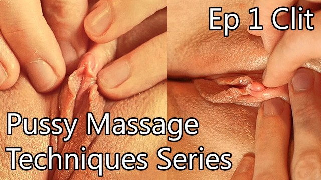 Irritation of vulva in canines - Pussy massage techniques 1 - clit focus