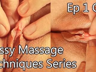 Pussy Massage Techniques Clit focus