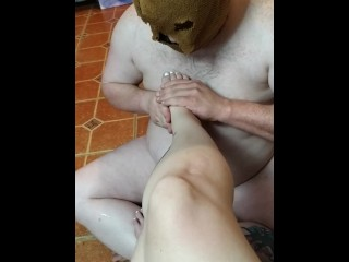 Adult Amateur Video Keez Foot worship