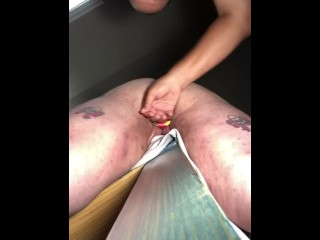 Football swinging gate I love sucking dick off the sloppy head gagspit amateur babe blowjob