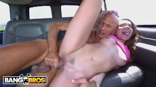 BANGBROS - Naudi Nala Manages To Take All Of Vlad The Impaler's Big Cock
