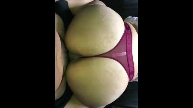 Women in thongs being fucked — 11