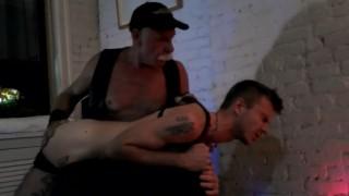 Film di sesso - Kink Man Video Video Del Terzo Mondo Scott Reynolds Sculaccia La Briglia Di Sam Del