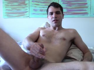 Hot Guy Dirty Talks and Fucks You - Hot Cumshot