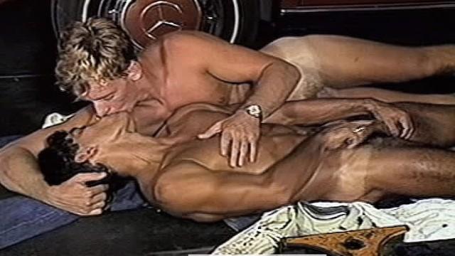Mechanic mn gay video Scott avery eric martinez hot male mechanics 1985