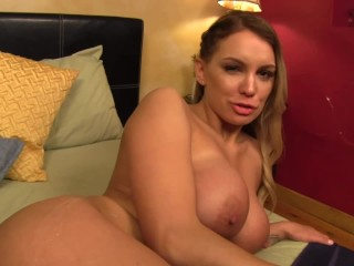 Lets make the best of it Virtual Sex with Kenzie Taylor SexPOVcom Kenzie Taylor