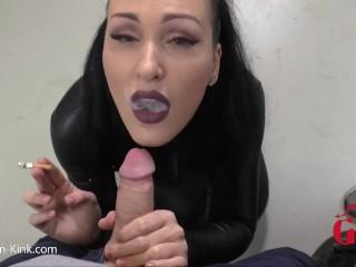 Www Nude Teens Smoking Blowjob With Latex Bitch And Dirty Talk, Big Ass Blowjob Handjob