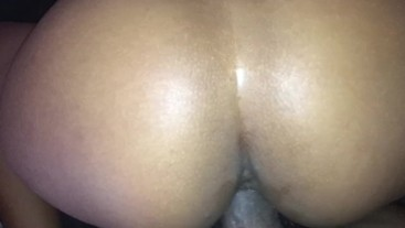 Fucking my homie sister...had her pussy farting
