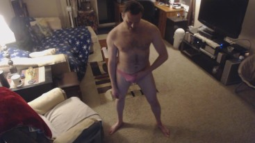 Hayden's Pink Undies