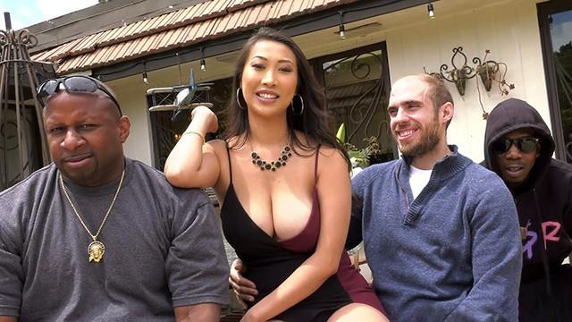 Vietnamese French SHARON LEE Bangs 2 BBCs