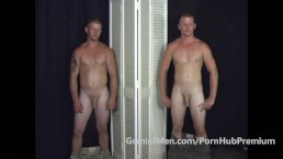 BLONDE STUD BROTHERS GET NAKED & GET OFF....THE REAL DEAL!!