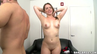 BANGBROS - Epic PAWG Melissa Moore Gets Her Cheeks Slapped