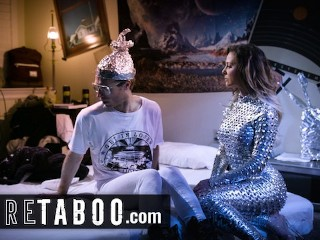 PURE TABOO Conspiracy Theorist Meets Sexy Female Alien Cherie Deville, Michael Vegas