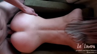 Fit Amateur Insta Girl Sloppy Deepthroat and She Gets Her Fuck.POV.Creampie