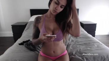 Fucking Your Best Friend's Sister JOI Jerk Off Instruction - Alexis Zara