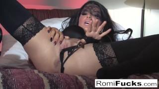 Big Tit Romi Rain Sexy Fun