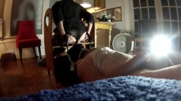 Submissive Husband Ass Worship