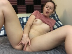 Step-sister seduces and teases step-brother roleplay POV