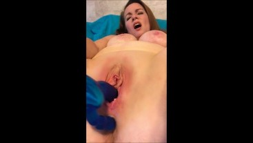 Cell Phone Vid #3 (Double Penetration Close-Up)