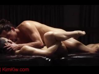 Sex In Gloves Fucking, Superb Massage Sex Brunette Massage