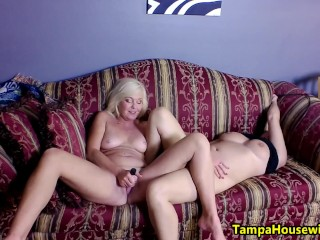 Two Horny Girls with Toys Ms Paris Rose, Paris Rose