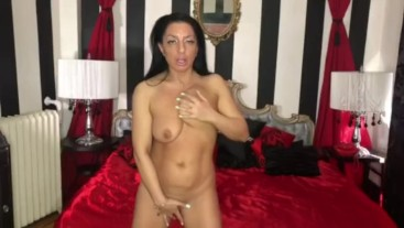 You Want Francesca To Cum For You Baby