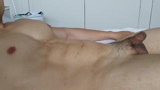 Filme pornô - O Pedaço Vai De Totalmente Macio Para Duro E Cums Com As Mãos Livres Duas