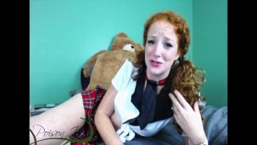 pigtailed redhead is your high school bully