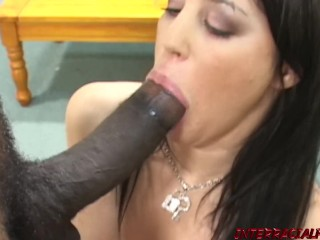 Britney Stevens Absolutely Ravaged by BBC
