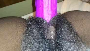 Pt2 After the club dildo fun