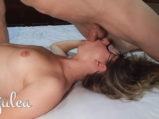 Moms cum filled cunt tube sugar daddy pays renees rent to avoid eviction in exchange to fuck s