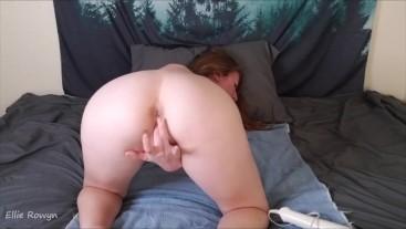 Ellie Rowyn: Playing in Bed